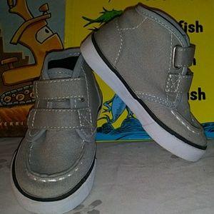Children's Place Canvas Velcro Strap Shoes